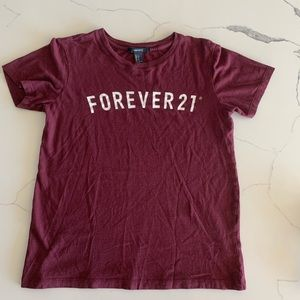 Forever 21 Graphic T-Shirt